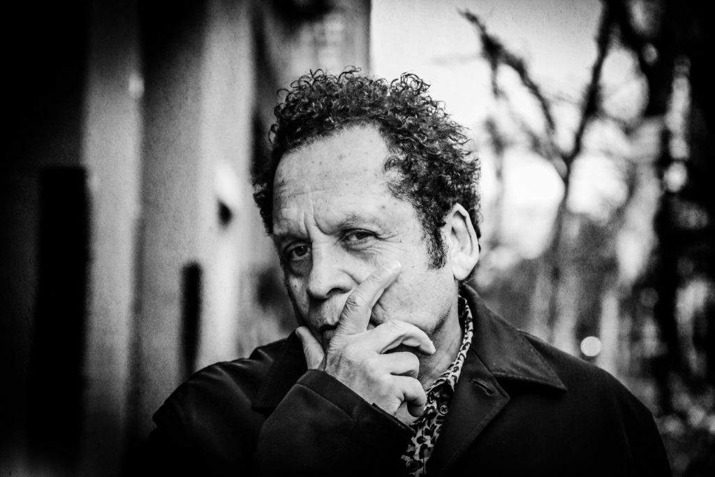 "GARLAND JEFFREYS' magnificent new album ""14 Steps To Harlem"" is upon us, and we can't get enough of that raw, masterful urban rock, reggae n' blues wisdom."