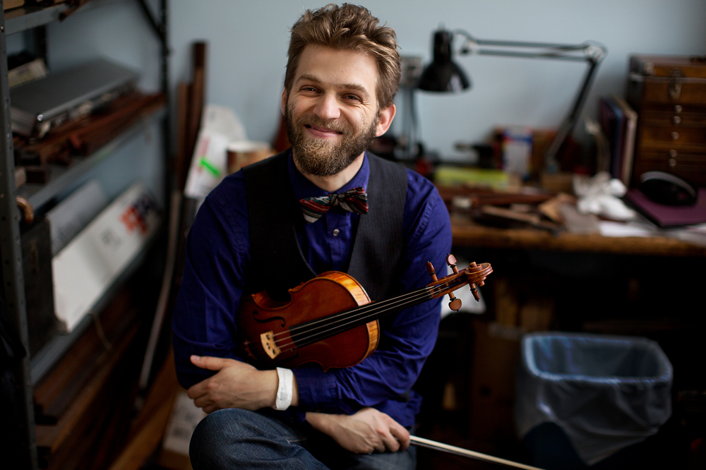 Virtuoso violinist JOHNNY GANDELSMAN performed a spellbinding preview of the material from his new album of BACH Sonatas & Partitas, you packed the place and listened intently; everyone was happy.