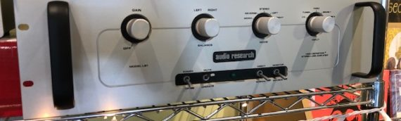 Audio Research LS1 Line Stage Amplifier